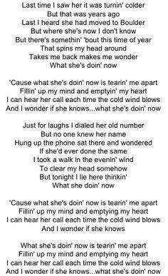 Music lyrics on pinterest garth brooks country lyrics and songs