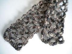 Jenn's Quick & Easy Open Weave Scarf