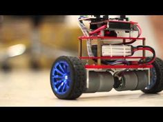 Make a Self-balancing Robot with Arduino UNO