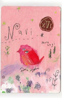 たとえばネロリの…イランイランの…花香る…優しい風にのせて…ナヴィが奏でる…美しい森の唄は…