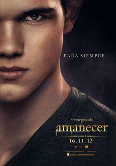 Póster en castellano de Amanecer Parte 2