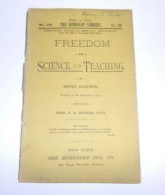 Haeckel & Virchow 2