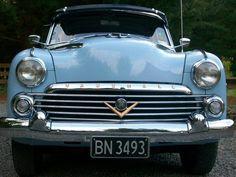 SOLD: 1957 Vauxhall Velox