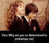 Hermione would never cheat. - Imgur
