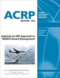 This report introduces & guides the application of a risk-based approach to wildlife hazard management (WHM) programs and outlines additional steps for integrating programs into an airport's Safety Management System. A customizable tool on CD-ROM includes a summary of existing database wildlife hazard descriptions; Numerical values for hazard severity and likelihood by species, derived from the FAA Wildlife Strike Database and a risk analysis template