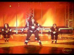 2009 FAB FIVE danseuses à claquettes #2 quart de finale Top 40 - fire