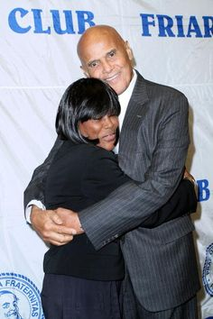 Cicely Tyson and Harry Belafonte attend a tribute to former New York City Mayor David Dinkins at the New York Friars Club on May 17 2010 in New York. Black Actresses, Actors & Actresses, Harry Belafonte, Vintage Black Glamour, Handsome Black Men, Black Celebrities, Black Artists, Celebrity Photos