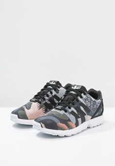 adidas Originals ZX FLUX - Sneakers - core black/ white - Zalando.dk