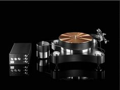 TW Raven AC Turntable. #recordplayer #turntable #music #audio http://www.pinterest.com/TheHitman14/the-record-player-%2B/
