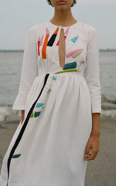 Get inspired and discover Mara Hoffman trunkshow! Shop the latest Mara Hoffman collection at Moda Operandi. Mode Outfits, Fashion Outfits, Womens Fashion, Fashion Trends, Fashion Tips, Mode Style, Style Me, Surf Style, Look Fashion