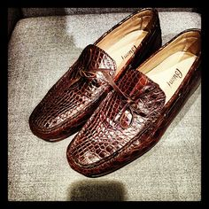 Crocodile By Brioni...Pure Sex!