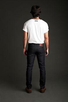 Pocket T-Shirt   Skinny Jean