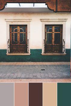 Palm Springs Color P