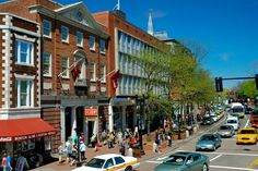Harvard Square - Featured on RueBaRue. Just across the Charles River from Boston is the city of Cambridge.