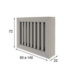 ▷ Cubreradiadores de Diseño: Calidad para tu Hogar ® White Radiator Covers, Home Furniture, Home Appliances, Home Decor, Decorations, Ideas, Kitchen, Projects, Radiator Cover