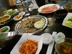 【Seoul2012.8】samgyeopsal!
