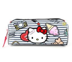 Hello Kitty Pouch: Patches