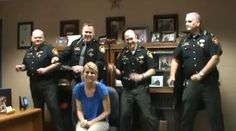 Huron County Sheriff's Office employees 'shake it off' in lip dub video