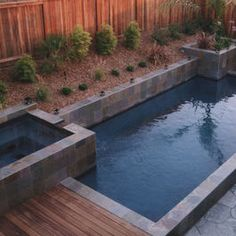 Small Pool Design Ideas, Pictures, Remodel, and Decor