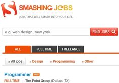 27 Places to Find Web Design Jobs