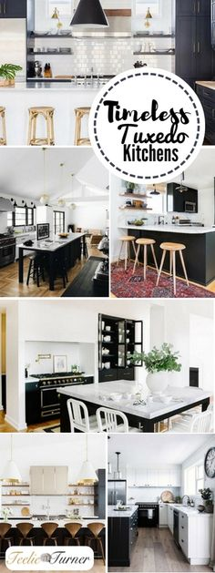 641 Best Tuxedo Kitchens   Interior Design images in 2019 ... Kitchen Trend Tuxedo Cabinets on tuxedo kitchen young house love, tuxedo kitchen cabinwts, lowe's pantry white cabinets,