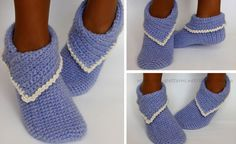 Socken häkeln - Socken für jeden Tag