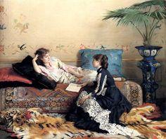 Gustave Léonhard de Jonghe (1829-1893)