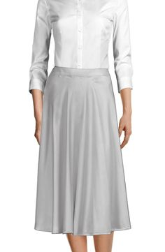 Midi skirts are the perfect addition to your Spring wardrobe ☀️ Made to YOUR measurements! Midi Skirts, Wool Skirts, Blue Wool, Business Outfits, Suits For Women, High Waisted Skirt, Dresses For Work, Shirt Dress, Female
