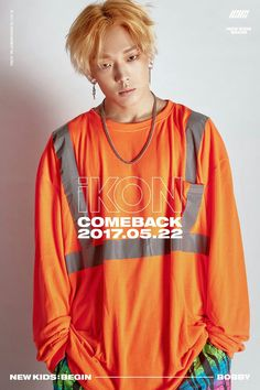 iKON New Kids: Begin - Bobby