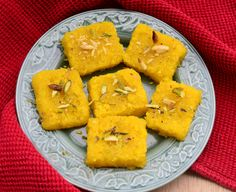 Coconut Barfi is a simple yet tasty sweet which can be made easily at home. You can use this Coconut Barfi Recipe for a special occasion or just any day. Coconut Barfi Recipe, Coconut Desserts, Pineapple Coconut, India Food, Indian Food Recipes, Special Occasion, Tasty, Fruit, Sweet