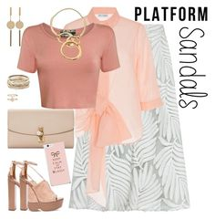"""""""Soft Transition"""" by petalp ❤ liked on Polyvore featuring Reiss, Aquazzura, Dice Kayek, Pilot, Maiyet, Dolce&Gabbana, Accessorize, Kendra Scott, Isabel Marant and ootd"""