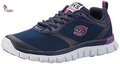 Dockers by Gerli 36vn217-700660, Sneakers Basses Femme, Bleu (Navy 660), 40 EU - Chaussures dockers by gerli (*Partner-Link)