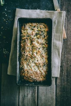 Kale and Fetta Bread