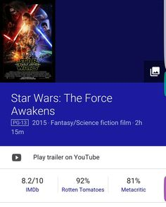#watching #starwars #forceawakens #bdcrmovies #movie #PortlandOregon