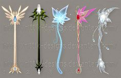 Staff designs 23 by Rittik-Designs on deviantART