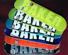 Baker Skateboards, Skateboard Shop, Baker Baker, Skateboarding, Graphics, Free Shipping, Style, Swag, Skateboard