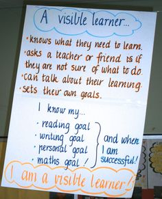 Visible Learner explanation