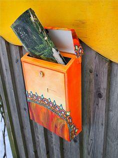 I love this mailbox!