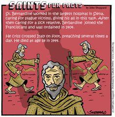 Irish Saints A-Z - Saints & Angels - Catholic Online Saints For Kids, All Saints Day, Catholic Saints, Roman Catholic, Catholic Online, Printable Activities For Kids, Saint Quotes, Catholic Quotes, Religious Education