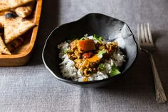 Spicy Beef and Persimmon Korma , a recipe on Food52