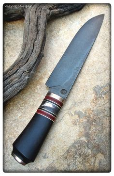Wayne Morgan Knives https://www.facebook.com/WayneMorganKnives/