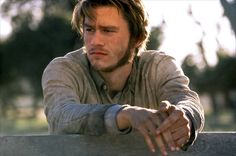 Heath Ledger. Fragile