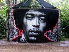 Hendrix by MTO in Berlin, Germany