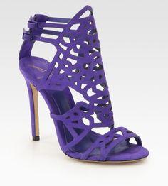 The royal colour Purple!
