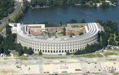 The Kongresshalle, Nuremberg | Atlas Obscura