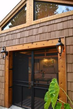 Converting a garage to a tiny house - adorable