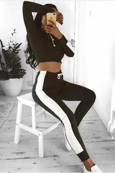 f9948f17a1 Outfits with legging Fashion outfits workout clothes Professional sport  fabric Sweat absorbing   breathable SPECS