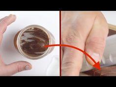 Keine Angst vor einem leeren Nutella-Glas! DAS kannst du damit noch machen. - YouTube Angst, Youtube, Nutella Products, Kuchen, Corning Glass, Recipies, Youtubers, Youtube Movies