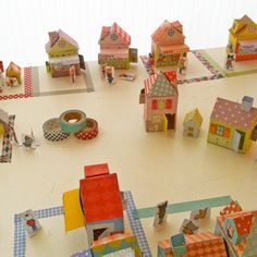 Washi Tape Crafts For Kids