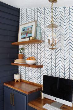 Home Office Renovation | Part 2 - Elkins + Co Interiors